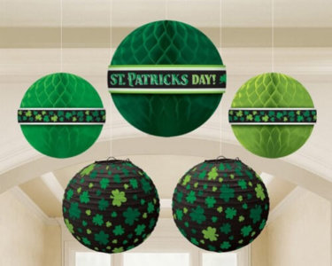 St. Patrick's Day - Wabenball Set