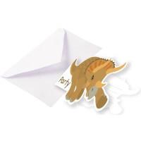 Cera Einladung Dino Geburtstag