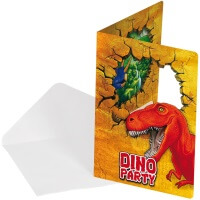 Einladung Dino Geburtstag