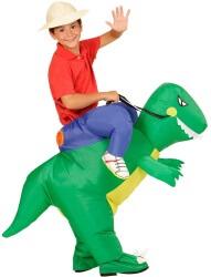 Reiterkostüm Dino Geburtstag