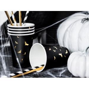 Halloween Rezepte Pappbecher