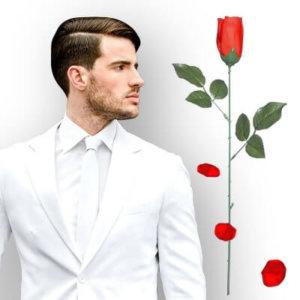 Flirt Kostüm - Bachelor