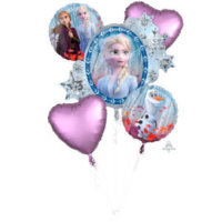 Luftballon Bouquet Frozen Geburtstag