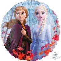 Frozen Party Luftballon Elsa und Anna
