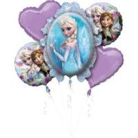 Frozen Party Ballon Bouquet