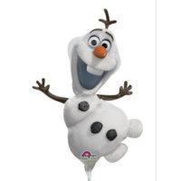 Olaf Luftballon Eiskönigin Geburtstag