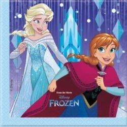 Frozen Geburtstag Servietten