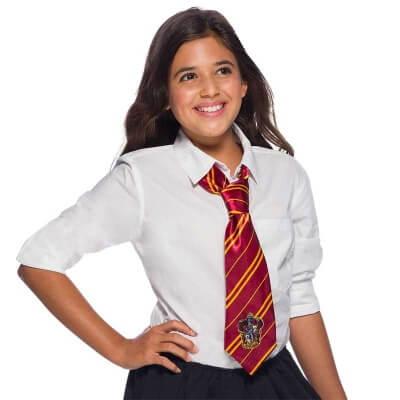 Harry Potter Krawatte rot