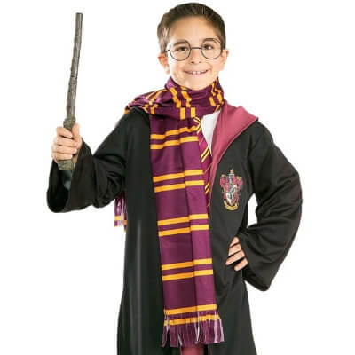 Harry Potter Schal rot