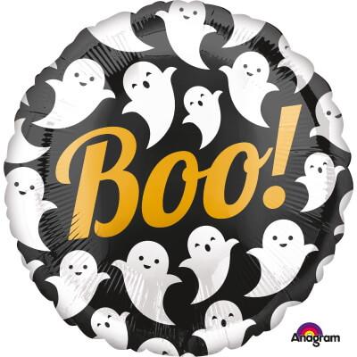 Boo Luftballon Halloween Geister