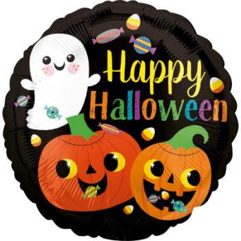 Happy Halloween Halloweenparty Luftaballon