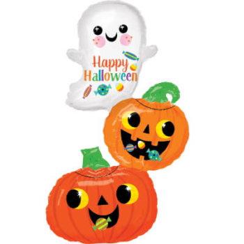 Figurenballon Halloweenparty