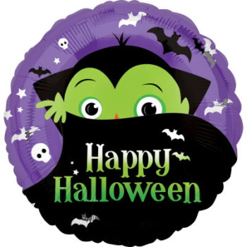 Vampir Luftballon Halloween Party für Kinder