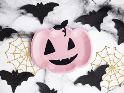 Teller Halloweenparty