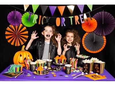 Tischdeko für Halloween Party für Kinder
