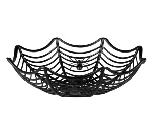 Spinnen Teller Halloween Rezepte