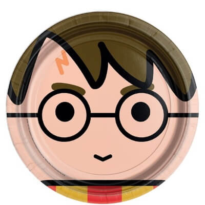 Harry Potter Deko Teller