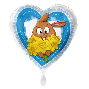 Herzballon Osterbrunch