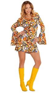 70er Jahre Hippie Kostüm