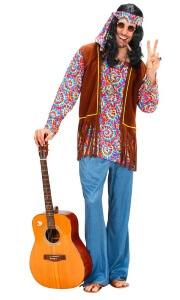 Hippie-Party Herrenkostüm