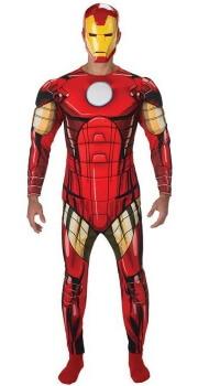 Superhelden Iron Man Kostüm