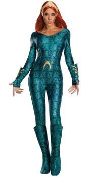 Mera Superhelden Kostüm
