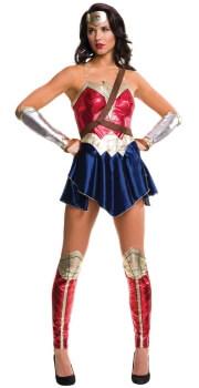 Wonderwoman Kostüm Hollywood Mottoparty