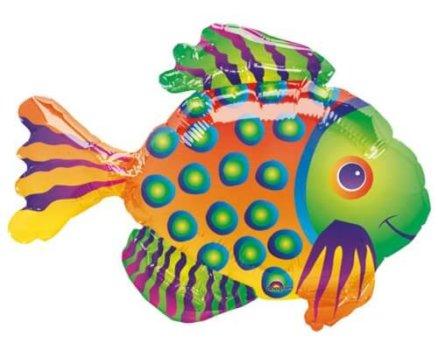 Meerjungfrauen Party - kleiner Fisch Ferdinand