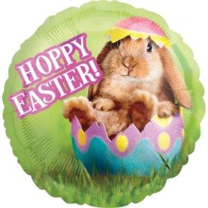 Hoppy Easter Osterbrunch Ballon