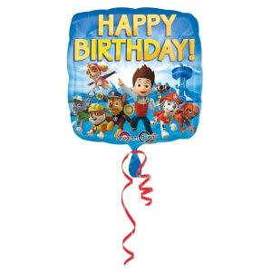 Luftballon Paw Patrol Geburtstag