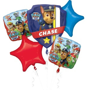 Ballons Paw Patrol Geburtstag