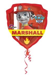 Marshall Ballon Paw Patrol Kindergeburtstag