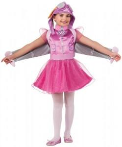 Skye Kostüm Paw Patrol Kindergeburstag