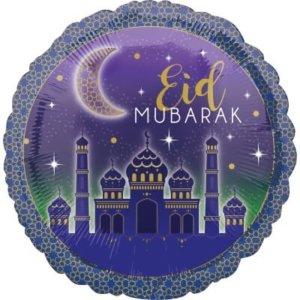 Eid Mubarak Luftballon