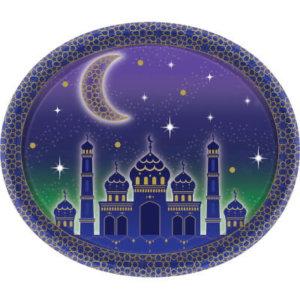 Ovale Eid Teller