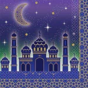 Ramadan Servietten