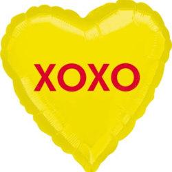 Romantische Deko xoxo