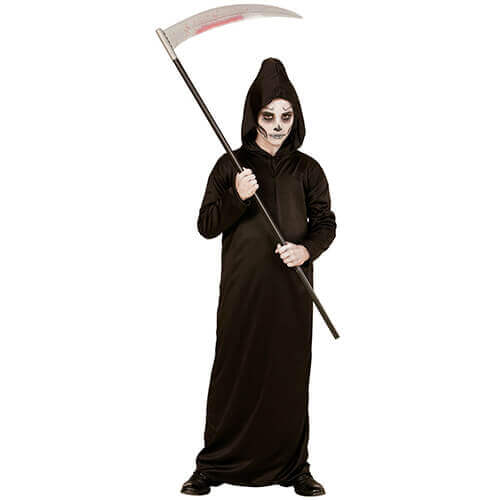 Halloween Kinderkostüm Sensemann