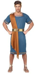 Römer Kostüm für Karnevals Party Zuhause