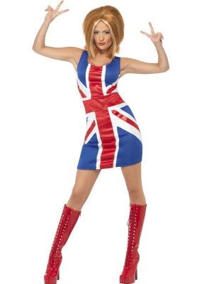 Englisches Kostüm