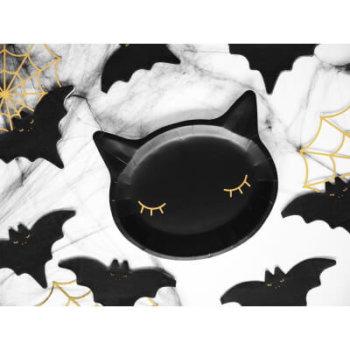 Fledermaus Servietten Halloweenparty