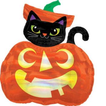 Katzen Ballon Halloween Party für Kinder