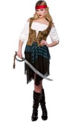 Piratin Rolle Trinkspiele