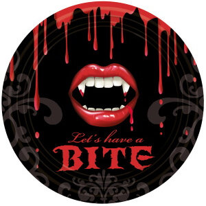 Halloween Party Vampir Teller