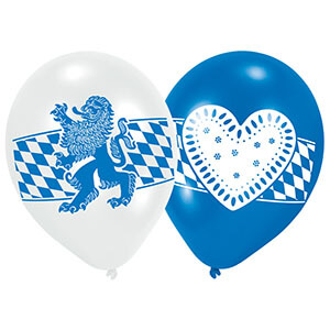 Wiesn Party Luftballons