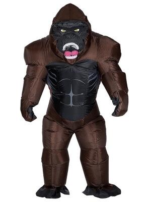 ausgefallenes Gorilla Kostüm