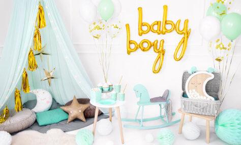 Wie organisiere ich eine Babyparty? Wie dekoriere ich eine Babyparty?