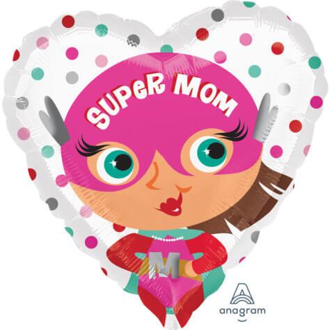 Ballon Muttertag Deko