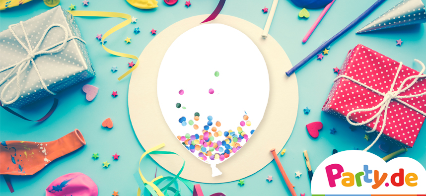 Geschenk Im Ballon Selber Verpacken Tipps Und Tricks