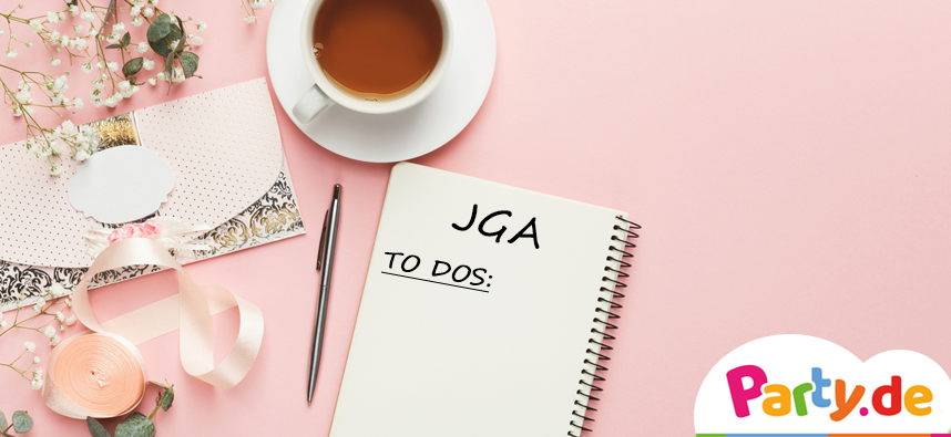 JGA organisieren